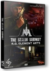 Метро 2. Дилогия / The Stalin Subway. Diology (2005-2006) (RePack от R.G. Element Arts) PC