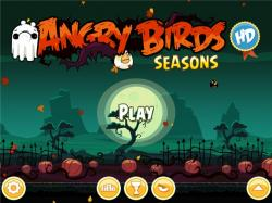 [iPhone] Angry Birds Seasons (2012)