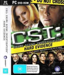 CSI 4: Hard Evidence (2007) (RePack от R.G WinRepack) PC