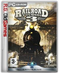 Railroad Tycoon 3: Coast to Coast (2004/v.1.05) (RePack от R.G.OldGames) PC