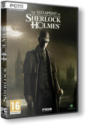The Testament of Sherlock Holmes (2012/Лицензия) PC