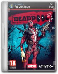Deadpool (2013) (Steam-Rip от R.G. GameWorks) PC