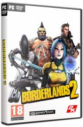 Borderlands 2 (2012) (RePack by Mizantrop1337) PC