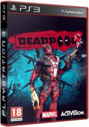 [PS3] Deadpool (2013/Repack)