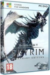 The Elder Scrolls V: Skyrim (2011/v.1.9.32.0.8/3 DLC) (RePack с Fenixx) PC