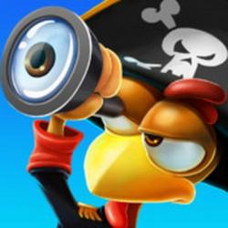 [iPhone] Crazy Chicken: Pirates (2013)