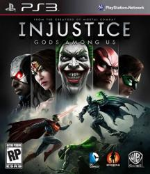 [PS3] Injustice: Gods Among Us [Cobra ODE,E3 ODE PRO, 3Key] (2013)