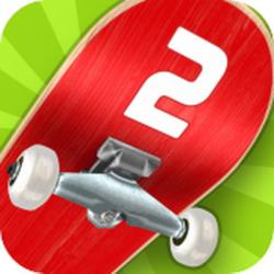 [iPhone] Touchgrind Skate 2 (2013)