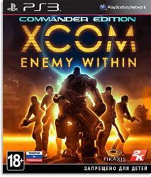 [PS3] XCOM: Enemy Within [Cobra ODE / E3 ODE PRO / 3Key] (2013)