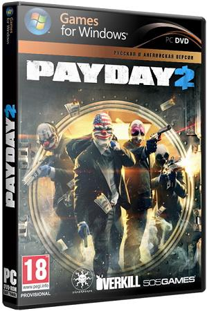 PAYDAY 2: Career Criminal Edition (2013) (RePack �� Fenixx) PC