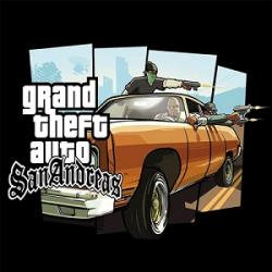 [iPhone] Grand Theft Auto: San Andreas (2013)