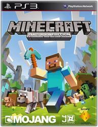 [PS3] Minecraft: PlayStation 0 Edition [Cobra ODE / E3 ODE PRO / 0Key] (2013)
