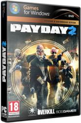 PayDay 2: Ultimate Edition (2013) (RePack от FitGirl) PC