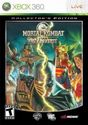 [XBOX360] Mortal Kombat vs DC Universe (2008/Freeboot)