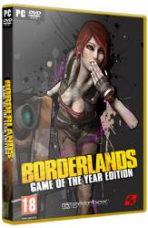 Borderlands: Game of the Year Edition (2010) (RePack by Mizantrop1337) PC