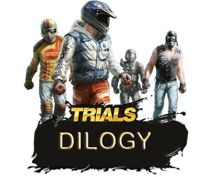 Trials: Dilogy (2012-2014) (RePack от R.G. Механики) PC