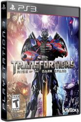 [PS3] Transformers: Rise of the Dark Spark (2014)