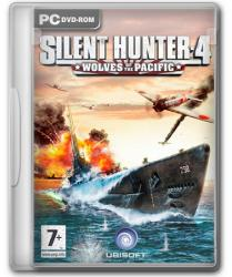 Silent Hunter 4: Wolves of the Pacific (2007/Лицензия) PC