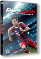 Pro Evolution Soccer 2015 (2014) (RePack �� R.G. Freedom) PC