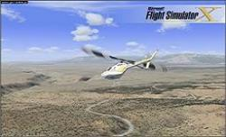 ��������� Microsoft Flight Simulator X ������ �������� 18 �������