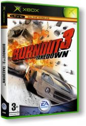 [XBOX] Burnout 3: Takedown (2004)