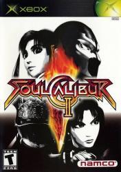 [XBOX] Soul Calibur II (2003)