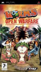 [PSP] Worms: Open Warfare (2006)