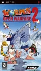 [PSP] Worms: Open Warfire 2 (2007)