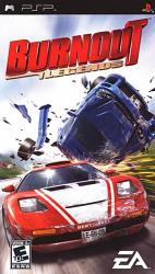[PSP] Burnout: Legends (2005)