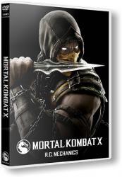 Mortal Kombat X (2015) (RePack от R.G. Механики) PC