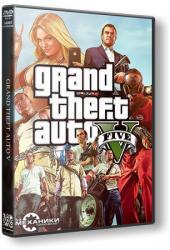 Grand Theft Auto V (2015) (RePack от R.G. Механики) PC