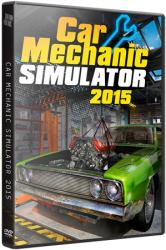 Car Mechanic Simulator 2015: Gold Edition (2015/Лицензия) PC