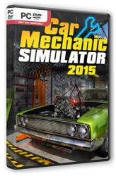 Car Mechanic Simulator 2015: Gold Edition (2015) (RePack от Valdeni) PC