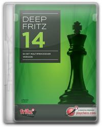 Шахматы - Deep Fritz 04 (2013) (RePack ото SpaceX) PC