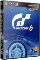 [PS3] Gran Turismo 6 (2013) (RePack от Afd)