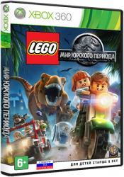 [XBOX360] LEGO Jurassic World (2015)