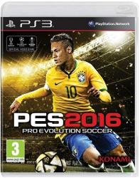 [PS3] Pro Evolution Soccer 2016 (2015/Demo)