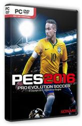 Pro Evolution Soccer 2016 (2015/RePack) PC