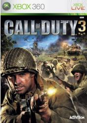 [XBOX360] Call of Duty 3 (2006/FreeBoot)