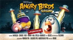 [Android] Angry Birds Seasons (2010)