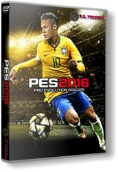 Pro Evolution Soccer 2016 (2015) (RePack от R.G. Freedom) PC