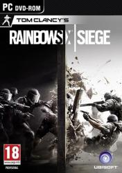 Tom Clancy's Rainbow Six: Siege - Ultimate Edition (2015) (Uplay-Rip от =nemos=) PC
