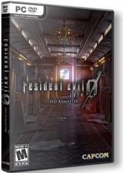 Resident Evil 0 / biohazard 0 HD REMASTER (2016) (SteamRip от R.G. Games) PC