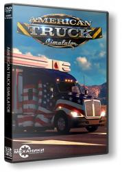 American Truck Simulator (2016) (RePack ото R.G. Механики) PC