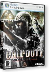 Call of Duty: World at War (2008/RePack) PC