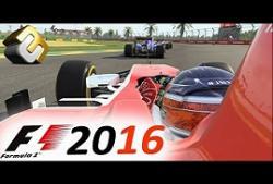 Codemasters выпустит этим летом новую часть симулятора F1 2016