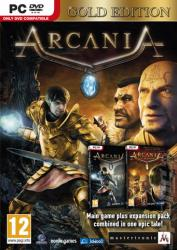 Arcania: Gothic 4 - Gold Edition (2011) (RePack от FitGirl) PC