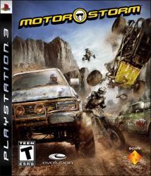 [PS3] MotorStorm: Complete (2006/RePack)
