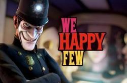 В раннем доступе появился приключенческий хоррор We Happy Few