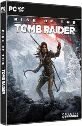 Rise of the Tomb Raider: 20 Year Celebration (2016) (RePack от xatab) PC